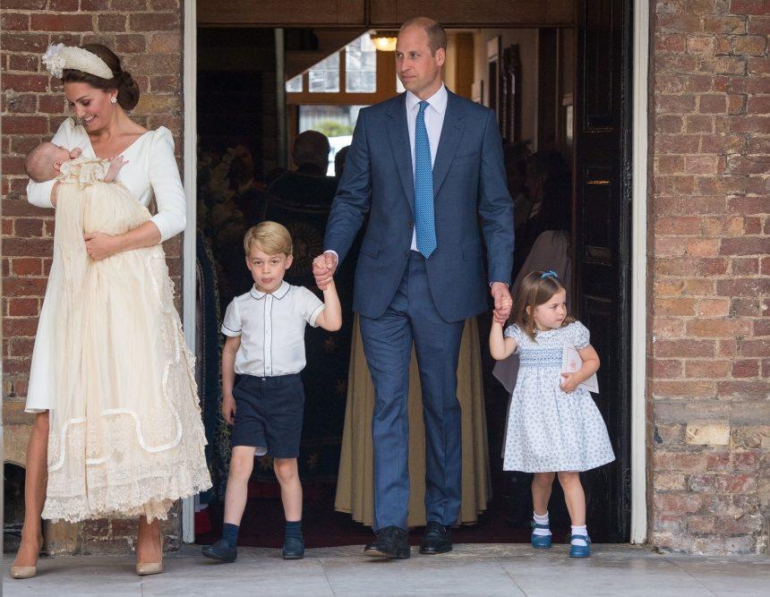 Πρίγκιπας William – Kate Middleton: Όλα όσα έγιναν στη βάφτιση του πρίγκιπα Louis! [pics]   tlife.gr