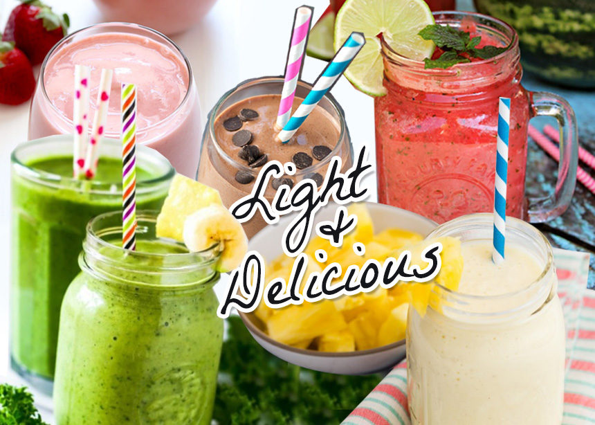 Επίπεδη κοιλιά: Συνταγές για light smoothies που μειώνουν το φούσκωμα και καίνε το λίπος | tlife.gr