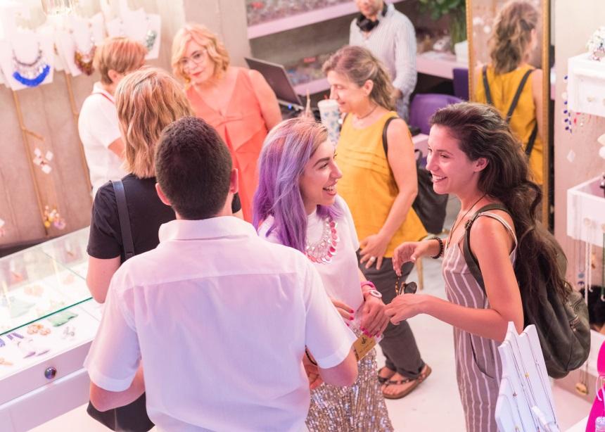 Ελένη Βαΐτσου: Σε καλοκαιρινό opening party [pics] | tlife.gr