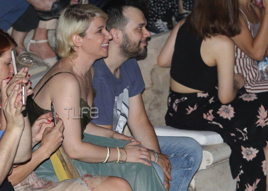 Νάντια Κοντογεώργη: Σπάνια έξοδος με τον σύντροφό της! Φωτογραφίες | tlife.gr