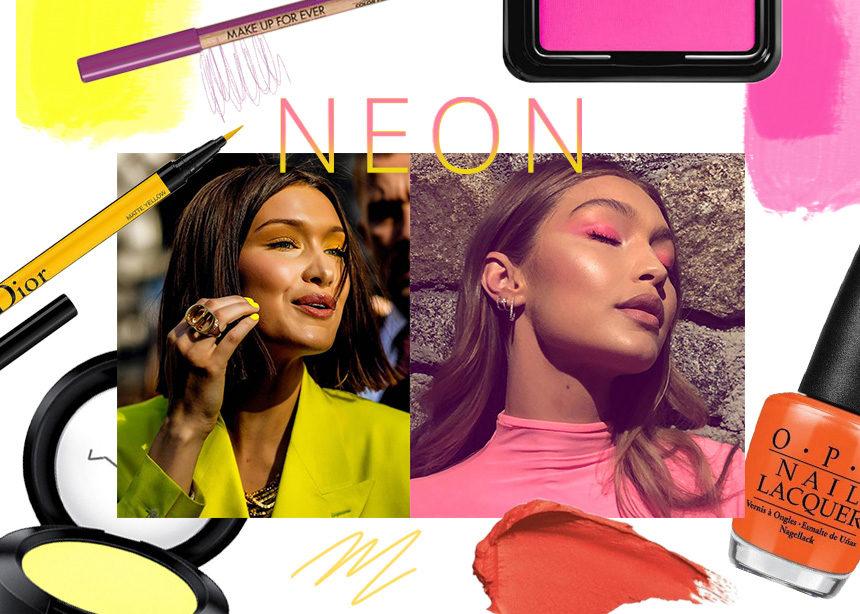 Go neon or go home! Τα μεγαλύτερα it girls επιλέγουν χρώματα που φωσφορίζουν! Εσύ; | tlife.gr