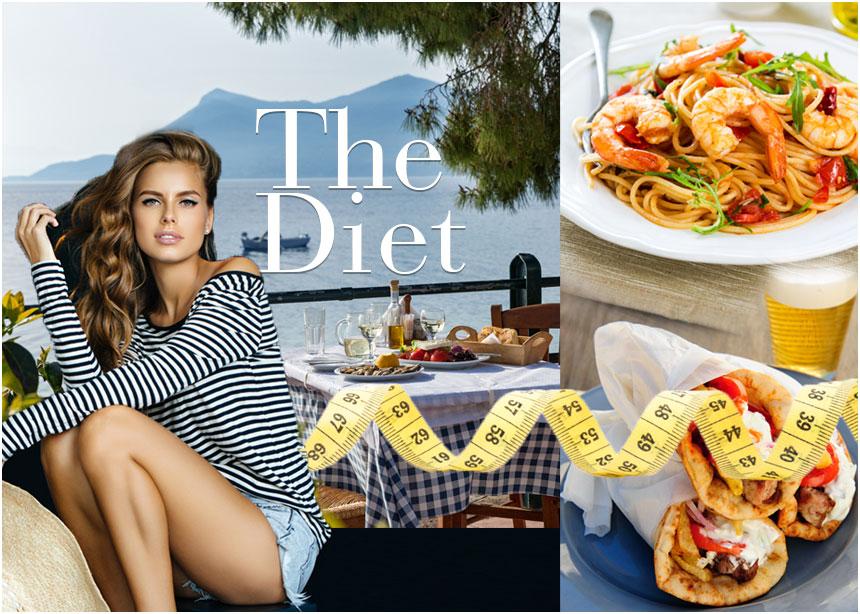 Η δίαιτα της… ταβέρνας: Χάσε 4 κιλά το μήνα τρώγοντας έξω