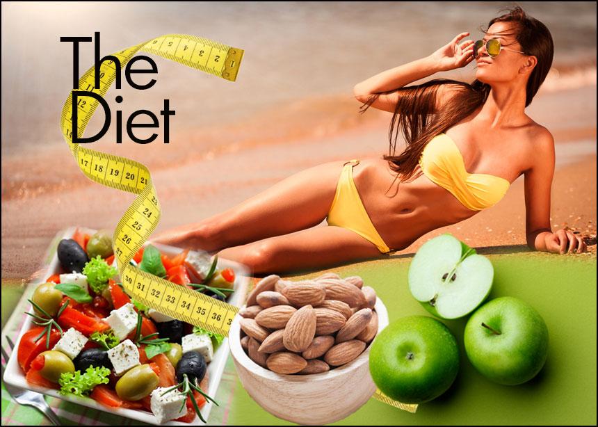 Γρήγορη δίαιτα: Χάσε 4 κιλά σε 2 εβδομάδες και απαλλάξου από το περιττό λίπος