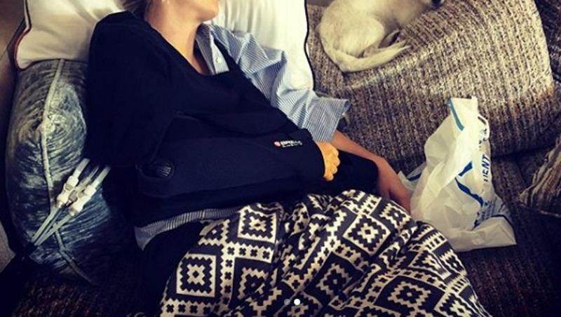Διάσημη ηθοποιός παντρεύτηκε πριν μερικές μέρες και κάνει μήνα του μέλιτος στο νοσοκομείο! [pics] | tlife.gr