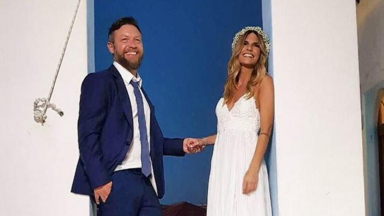 Γιάννης Βαρδής – Νατάσα Σκαφιδά: Γιορτάζουν την πρώτη επέτειο του γάμου τους! | tlife.gr