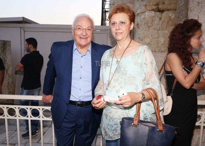 Γιώργος Πάντζας: Σπάνια έξοδος με την σύζυγό του | tlife.gr