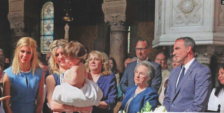 Nίκος Αλιάγας: Bάφτισε τον γιο του στο Παρίσι! [pics] | tlife.gr