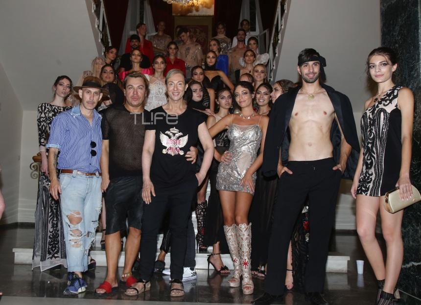 Το υπέροχο fashion show του Βασίλειου Κωστέτσου στη Ν. Σμύρνη! [pics] | tlife.gr