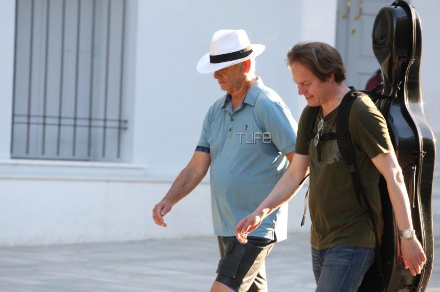 Bill Murray: Οι βόλτες του χολιγουντιανού ηθοποιού στην Ακρόπολη! Φωτογραφίες | tlife.gr