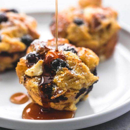 Muffins με μύρτιλλα και τυρί κρέμα   tlife.gr