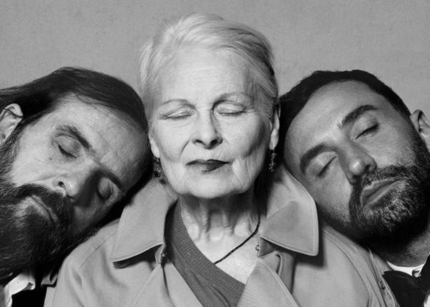 Ο Riccardo Tisci και η Vivienne Westwood ετοιμάζουν μια μοναδική συλλογή για τον Burberry