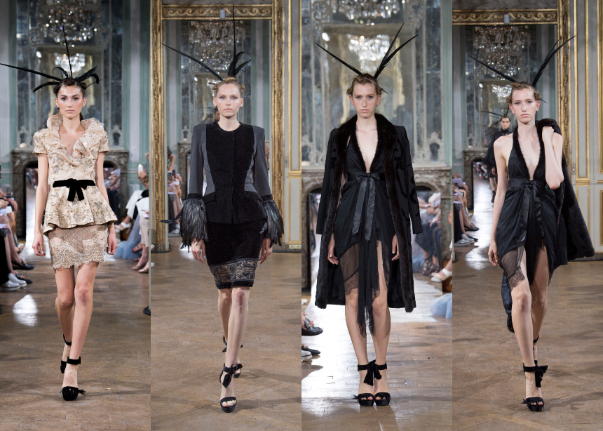 Celia Kritharioti Haute Couture: Μια επίδειξη μόδας βγαλμένη από όνειρα!   tlife.gr