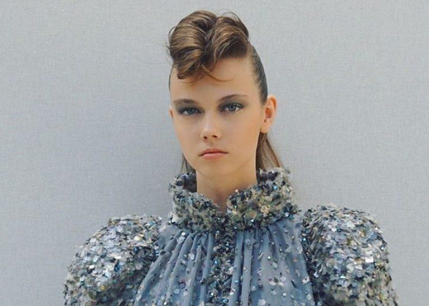 Τα μαλλιά στο couture show της Chanel ήταν από τα ωραιότερα που έχουμε δει! | tlife.gr