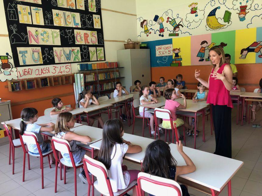 Μαρίνα Γιώτη: Έφτιαξε παραμύθια με τα παιδιά στην Ιταλία! [pics] | tlife.gr