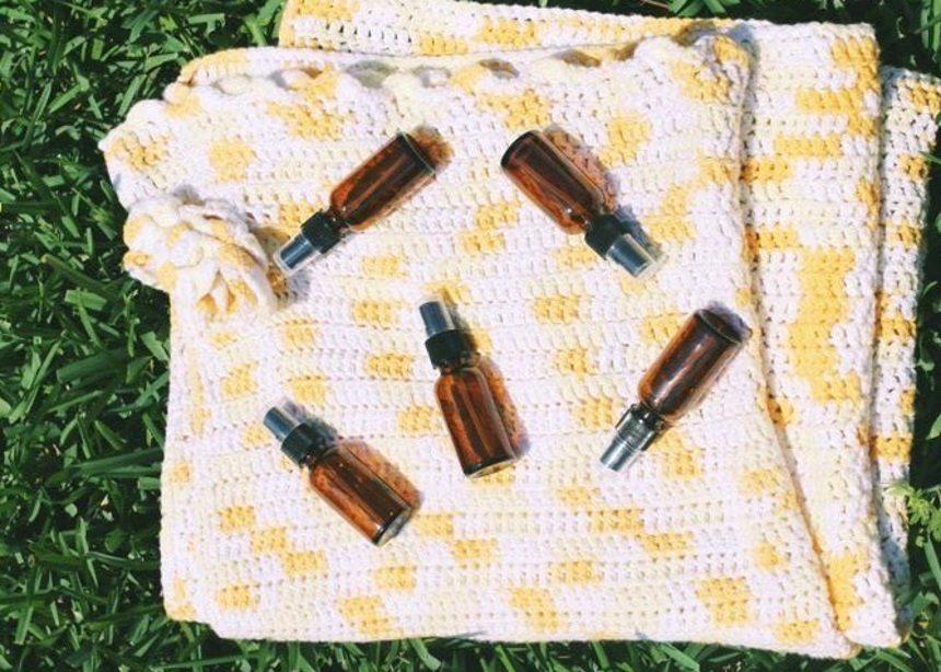 DIY: Φτιάξε μόνη σου ένα φυσικό εντομοαπωθητικό διάλυμα για τα παιδιά | tlife.gr