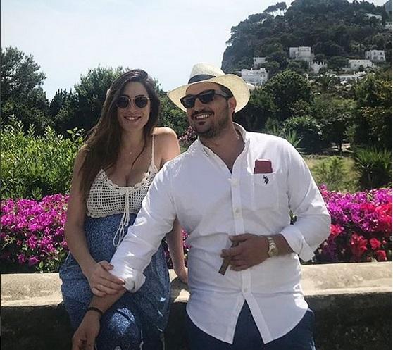 Φλορίντα Πετρουτσέλι: Στον γάμο του αδερφού του συζύγου της, λίγο πριν έρθει ο πελαργός! [pics]