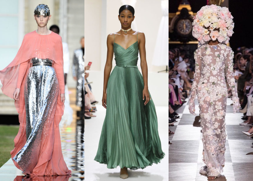 Givenchy, Dior, Schiaparelli: Οι εντυπωσιακές Couture συλλογές και τα πανάκριβα looks που είδαμε | tlife.gr