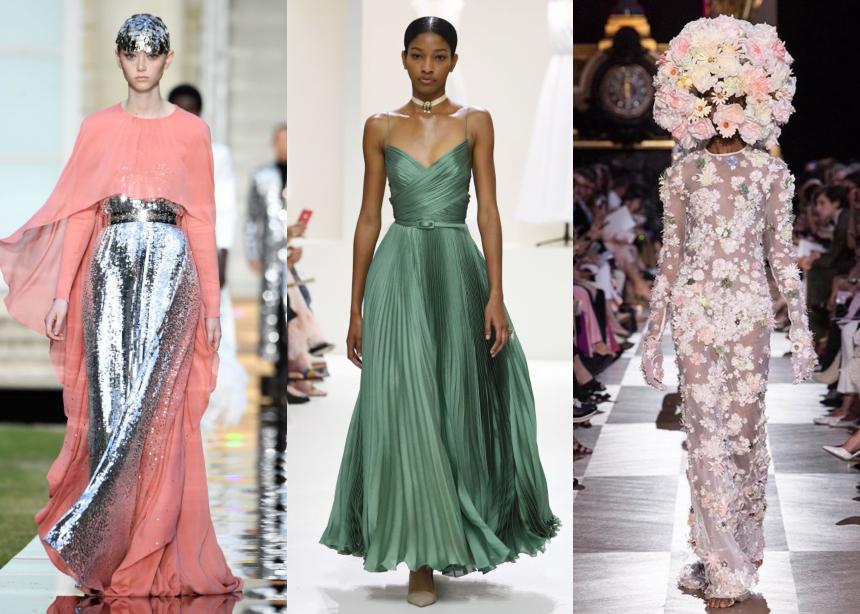 Givenchy, Dior, Schiaparelli: Οι εντυπωσιακές Couture συλλογές και τα πανάκριβα looks που είδαμε | tlife.gr