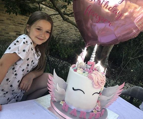 Harper Beckham: To υπέροχο πάρτι για τα έβδομα γενέθλιά της! [pics] | tlife.gr