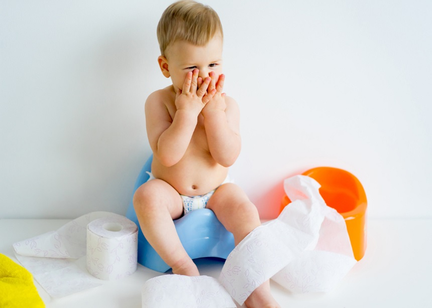 """Bathroom stories: 4 """"σκληρές"""" αλήθειες για την εκπαίδευση του μικρού σου στην τουαλέτα"""