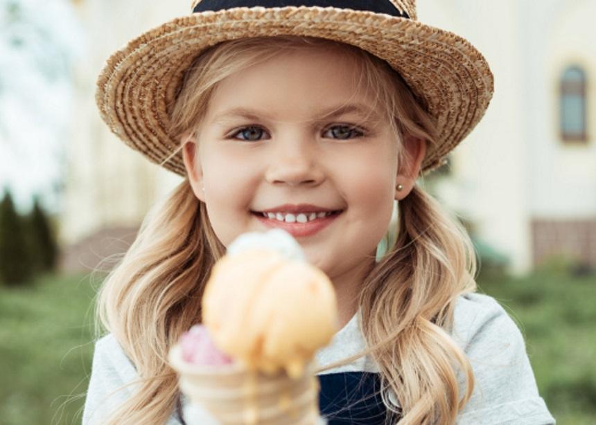 Kids scream for ice cream: Φτιάξτε φρέσκο παγωτό σε μια σακούλα!