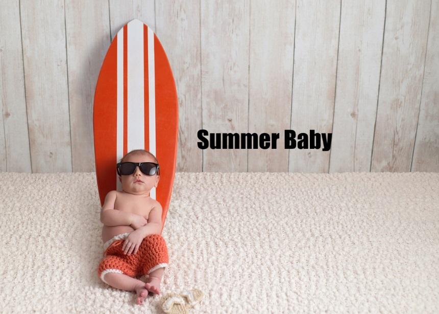 Τα μωρά του Ιουλίου: Πέντε κοινά χαρακτηριστικά των καλοκαιρινών μωρών | tlife.gr
