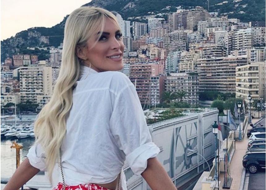Κατερίνα Καινούργιου: Καλοκαιρινό ταξίδι στο Μόντε Κάρλο! [pics]