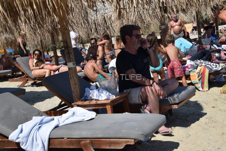 Γιάννης Λάτσιος: Χαλαρές στιγμές στην Μύκονο! [pics] | tlife.gr