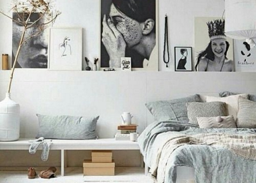 Home *Suite* Home: Πώς να κάνεις το υπνοδωμάτιό σου να μοιάζει με boutique σουίτα