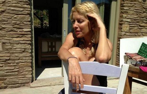 Ελένη Μενεγάκη: Μετά την Ίο, κάνει βουτιές στα Κουφονήσια! | tlife.gr