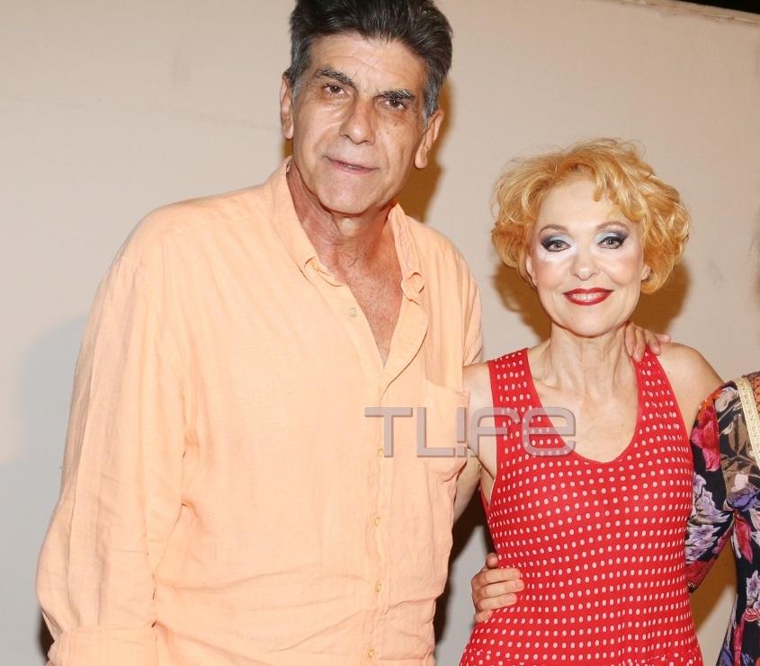 Ναταλία Τσαλίκη: Την απόλαυσαν στο Ηρώδειο, ο Γιάννης Μπέζος και η κόρη τους! [pics]