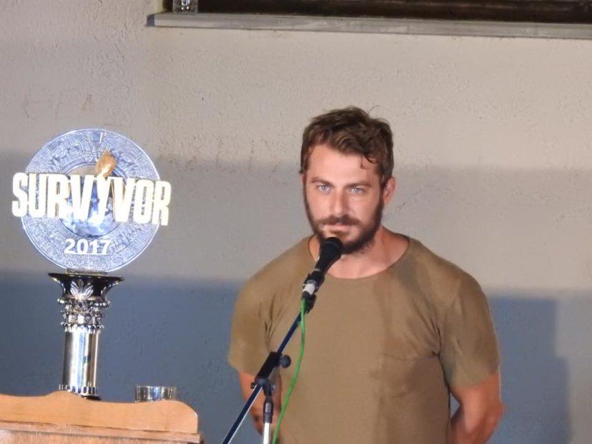 O Nτάνος έδωσε συγχαρητήρια στο φετινό νικητή του Survivor! Ποια συμβουλή του έδωσε; | tlife.gr
