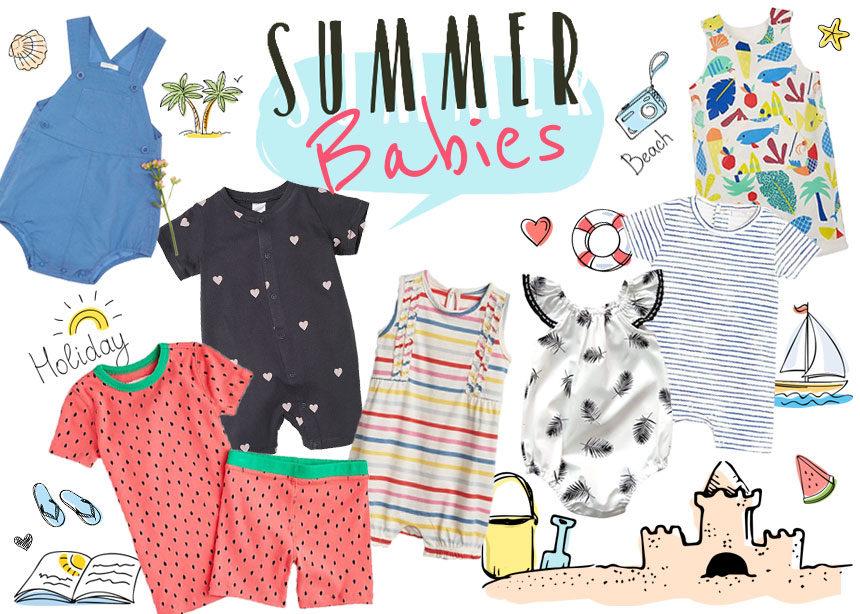 Δροσερό καλοκαίρι: Τα πιο στιλάτα και ελαφριά βρεφικά ρούχα για το μωρό σου   tlife.gr