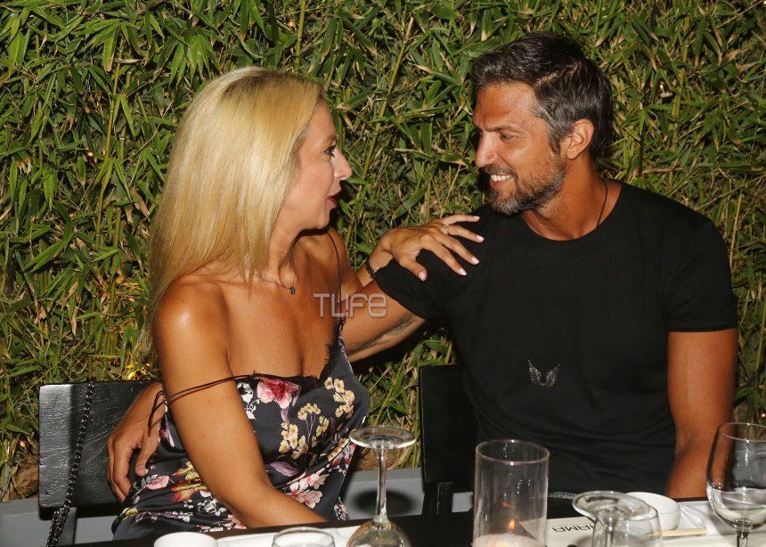 Αλέξανδρος Παρθένης: Full ερωτευμένος σε βραδινή έξοδο με τη σύντροφό του [pics] | tlife.gr