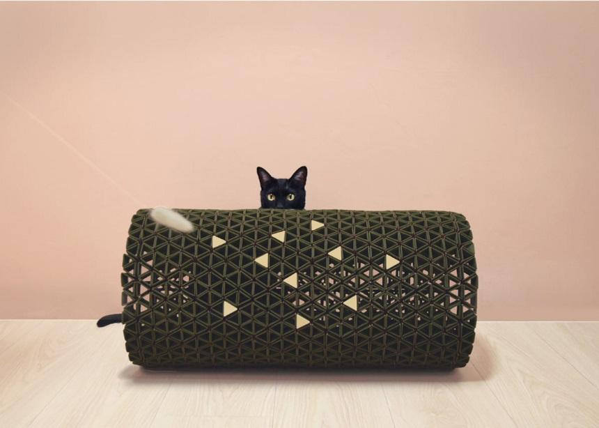 Peek A Boo: Αυτή η νέα σειρά με αξεσουάρ για τις γάτες μας, είναι ιδανικές και για το stylish σπίτι μας! | tlife.gr