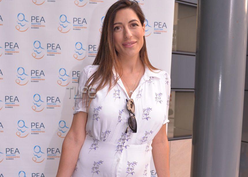 Φλoρίντα Πετρουτσέλι: Επιστροφή στο σπίτι με τη νεογέννητη κόρη της [pics] | tlife.gr