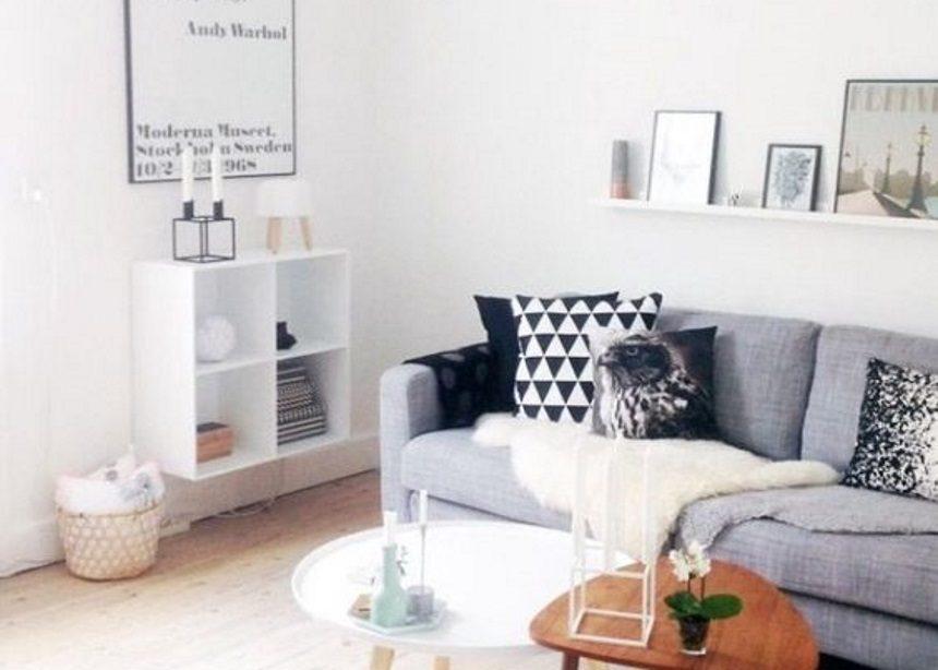 "Compact living: Πώς να ""μεγαλώσεις"" τον χώρο σου με τα μυστικά του σκανδιναβικού design | tlife.gr"