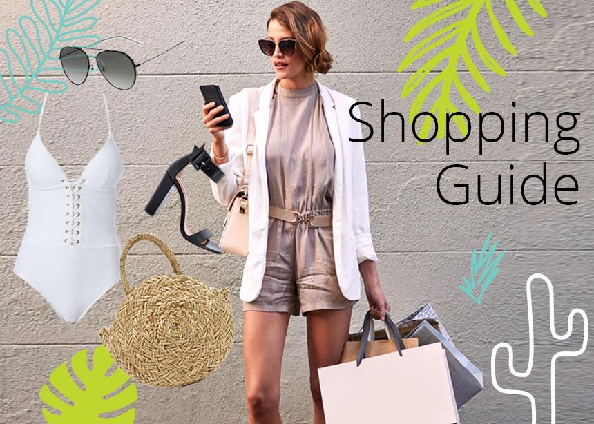 Εκπτώσεις σημαίνει shopping! Τα κομμάτια που χρειάζεσαι για μια ολοκληρωμένη ντουλάπα