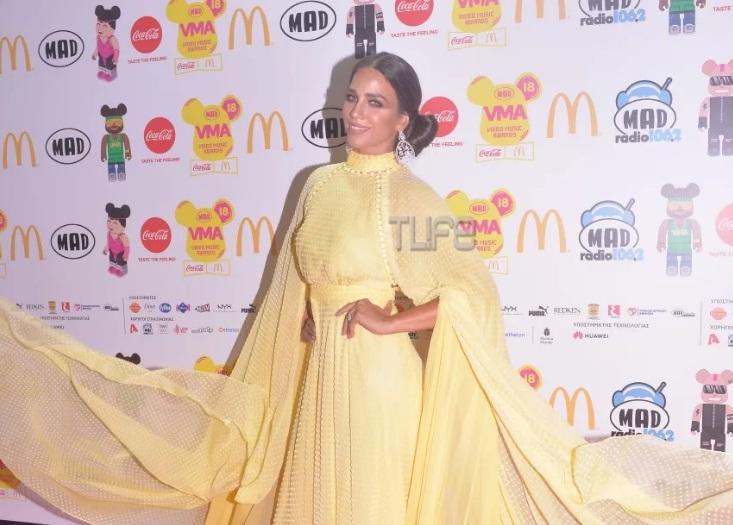 Κατερίνα Στικούδη: Η αλήθεια για το μονόπετρο που φόρεσε στα Mad Video Music Awards!