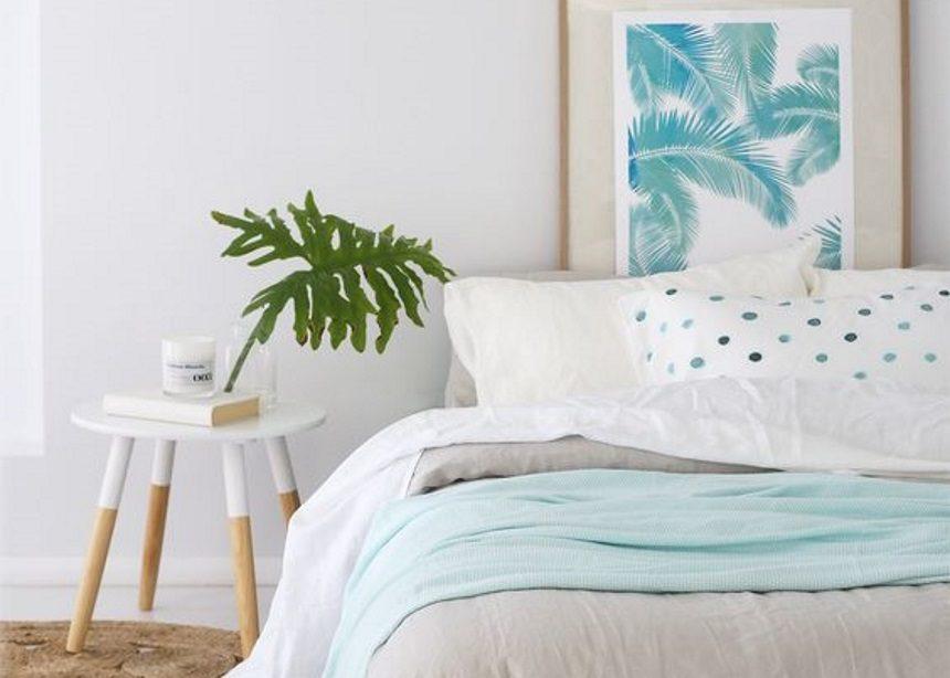 Summer bedroom: Δώσε στο υπνοδωμάτιό σου το απόλυτο καλοκαιρινό feeling με τέσσερις κινήσεις | tlife.gr