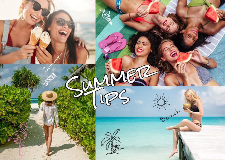 Αποτελεσματικές και εύκολες συμβουλές για να μην πάρεις κιλά στις διακοπές σου