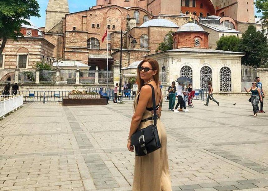 Ευρυδίκη Βαλαβάνη: Νέα ρομαντική απόδραση με τον Κωνσταντίνο Βασάλο στην Κωνσταντινούπολη! [pics,video] | tlife.gr