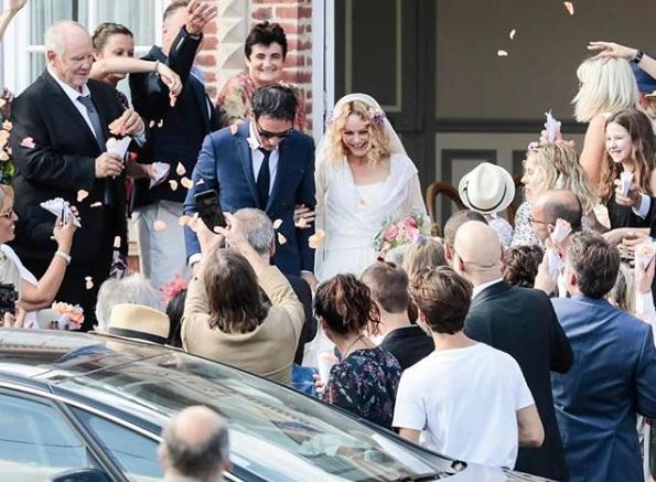 Παντρεύτηκε η πρώην σύντροφος του Johnny Depp, Vanessa Paradis! | tlife.gr