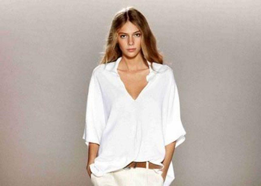 Τέσσερα top που θα ανανεώσουν το λευκό παντελόνι σου!   tlife.gr