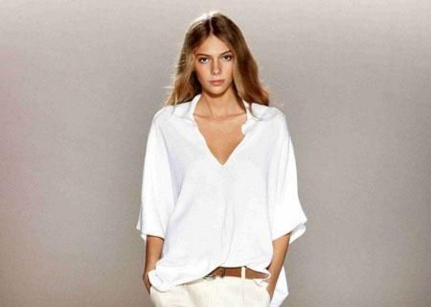 Τέσσερα top που θα ανανεώσουν το λευκό παντελόνι σου!