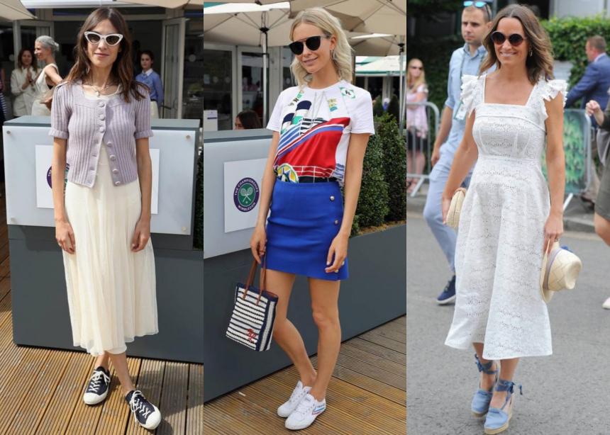 Wimbledon: Το τουρνουά τένις που προσελκύει τις πιο καλοντυμένες σταρ | tlife.gr