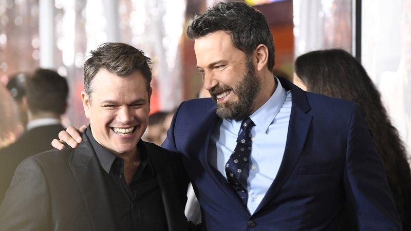 Ο Ben Affleck και ο Matt Damon ξανά μαζί στον κινηματογράφο μετά από είκοσι χρόνια! | tlife.gr