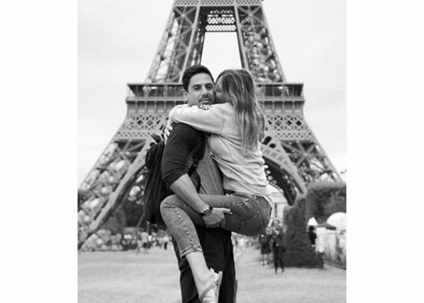 Δέσποινα Καμπούρη: Οικογενειακή απόδραση στο Παρίσι! [pics] | tlife.gr