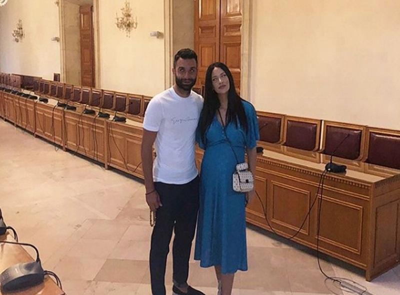 Γιώργος Τζαβέλλας – Αθηνά Πικράκη: Παντρεύτηκαν με πολιτικό γάμο λίγο πριν γίνουν για πρώτη φορά γονείς! [pics] | tlife.gr