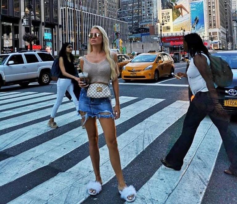 Αλεξάνδρα Παναγιώταρου: Μαγικές στιγμές στο Μανχάταν της Νέας Υόρκης! [pics]   tlife.gr